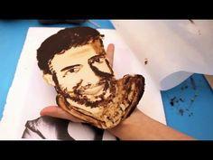 Tutorial: Pablo Alborán en chocolate
