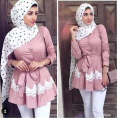 Hijab outfits in summer spirits – just trendy girls Indian Fashion Dresses, Muslim Fashion, Modest Fashion, Hijab Fashion, Fashion Outfits, Hijab Trends, Outfit Trends, Modest Dresses, Modest Outfits