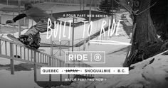 Built To Ride - Japan - Episode 2 of 4