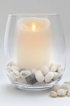 images about DIYWays of presenting Luminara candles on