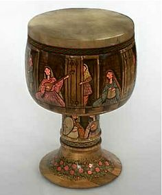 Tombak- An ancient Persian drumming instrument