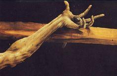 GRUNEWALD-CRUCIFIXION-COLMAR-DETAIL2 - Mathias Grunewald - 1515