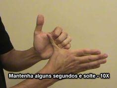 Exercícios de alongamento e fortalecimento das mãos. - YouTube