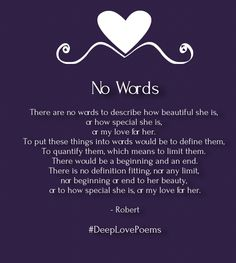 Deep Love Poems for Her