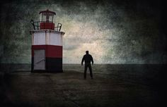 The Lighthouse Man by Ruud van den Berg on 500px