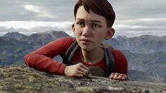 Kite Real-Time Rendered Cinematic using Unreal Engine 4Computer Graphics & Digital Art Community for Artist: Job, Tutorial, Art, Concept Art, Portfolio