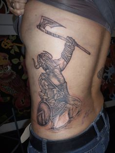 Theseus Tattoo