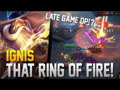 Arena of Valor THAT RING OF FIRE Ignis Gameplay - Bug6d #BUG6D   ͡ ͜ʖ ͡