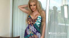 New and Super Curvy Shemale Karla Carrillo.