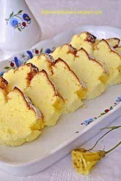 dates in chocolate: Foam cheesecake Sweet Desserts, No Bake Desserts, Sweet Recipes, Cake Recipes, Dessert Recipes, Polish Desserts, Food Cakes, No Bake Cake, Love Food