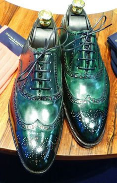 Bespoke Shoes I Have Made – The Shoe Snob Blog