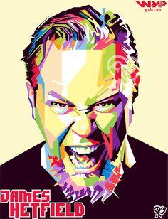 143 by Riweldo on DeviantArt Painting Portraits, Pop Art Portraits, Art Faces, Face Art, Caricature, Cristiano Ronaldo Quotes, Avatar, Metallica Art, Pop Art Artists