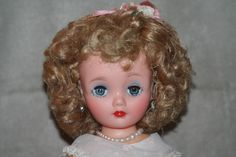 Eegee doll Maureen. This doll has one of the most beautiful faces.
