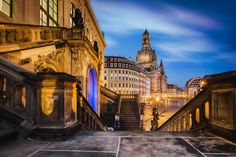 Dresden - Beautiful lights by Torsten Hufsky on 500px