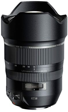 Tamron SP Di VC USD WideAngle Lens for Nikon FFX Cameras Certified Refurbished -- Visit the image link for more details. Nikon D3200, Canon Dslr Camera, Canon Lens, Dslr Cameras, Wide Angle Photography, Real Estate Photography, Video Photography, Photography Lessons, Photography Business