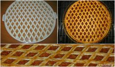 Πάστα φλώρα - τραγανή σαν μπισκότο | TasteFULL.gr Croissants, Greek Cooking, Greek Recipes, Waffles, Muffins, Flora, Pasta, Sweets, Sugar