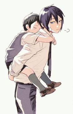 Yato and Ebisu