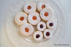 Fursecuri fragede cu unt 3 2 1 My Recipes, Cookie Recipes, Recipies, Romanian Food, Pastry Cake, Unt, Doughnut, Macarons, Smoothie