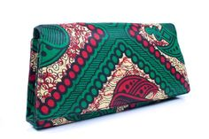 #Babatunde #Clutch #African #Prints #Fabric #Designer #Fashion #Labels by www.lady-africa.com