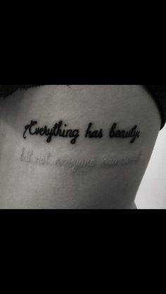 Liam Name Tattoo