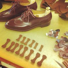 Egako Hiro Yanagimachi japanese bespoke shoemaker