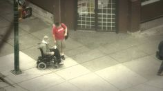 When two people in wheelchairs were victims of robberies, the Vancouver Police Dept. wanted to see if these individuals were being targeted. An officer went undercover, but thieves weren't the people he encountered. Watch what happened, his experience might surprise you!