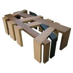 modern coffee tables by Eightrooms Furniture