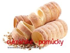 náhled - TRDELNÍK  - SMĚS NA TĚSTO  1 KG Russian Recipes, Sweet Tooth, Sweets, Dishes, Baking, Breakfast, Breads, Morning Coffee, Bread Rolls