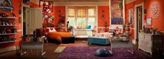 Liv and Maddies bedroom -   I love the poster Maddie makes for Liv!