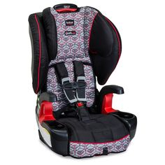 Britax Frontier ClickTight Harness-2-Booster Car Seat - Baxter