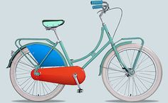 palto dutch bike