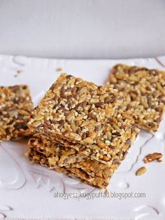 Diet Recipes, Vegan Recipes, Dessert Recipes, Desserts, Healthy Sweet Snacks, Quinoa, Yummy Food, Tasty, Paleo