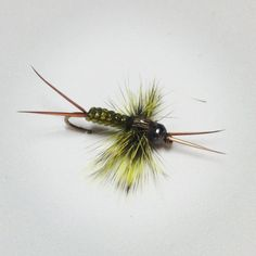 Stone Fly Variant - On The Vise