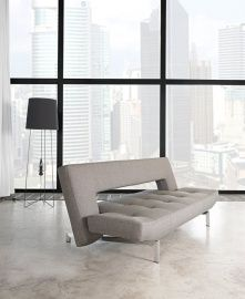 Wing sofa bed.   Innovation Istyle Sofa`s Daybed   Design meubels, Retro verlichting & cadeaushop, Space Age new vintage