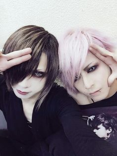 Yuuki & Hiyuu Lycaon