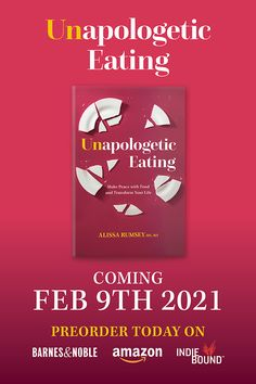 Unapologetic Eating: Make Peace with Food Trust Yourself, Improve Yourself, New Books, Books To Read, Make Peace, Intuitive Eating, Transform Your Life, Diets, Walks