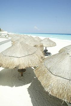 7 Beaches in Cancun