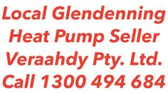 Heat Pumps Glendenning