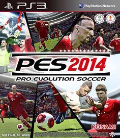 PRO EVOLVTION SOCCER 2014 PS3