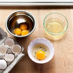 Can You Freeze Leftover Egg Whites & Yolks? — Tips from The Kitchn