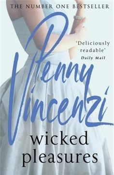 Penny Vincenzi. Have read all her books.