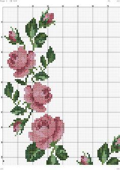 Kanaviçe Örnekleri - Etamin Örnekleri - Kanaviçe Şablonları - Kanaviçe şemaları