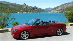 306 cabrio, pinninfarina design, brilliant