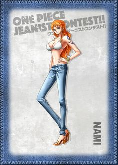 Nami - One Piece Jeanist Contest