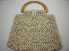macrame bag /a> Macrame Curtain, Macrame Bag, Macrame Knots, Macrame Jewelry, Paracord Knots, Boho Stil, Baby Girl Crochet, Crochet Handbags, Macrame Patterns