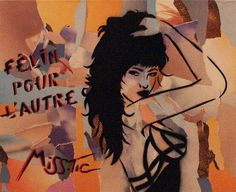 #streetart #misstic  Miss Tic Erotic - Félin pour l'autre