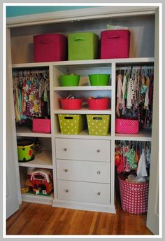 Boys Room Ideas Shared Clever Small Kids Room Storage Ideas Http: Www . 30 Awesome Shared Boys' Room Designs To Try DigsDigs. Kids Rooms How To Organize Your Kids Bedroom DIY House . Home Design Ideas Nursery Closet Organization, Clothing Organization, Organization Ideas, Clothing Racks, Organizing, Baby Nursery Closet, No Closet Solutions, Plumbing Pipe Furniture, Kid Closet