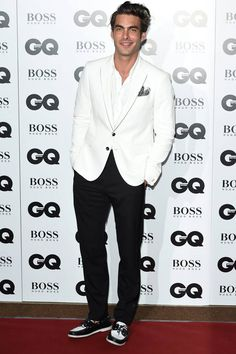 Jon Kortajarena - The GQ Men of the Year Awards