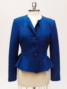 Azura Boutique - Nanette Lepore Pendulum Tweed Jacket, $398.00 (http://www.shopazura.com/pendulum-tweed-jacket/)