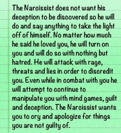 Discard. The scariest part! You thought you knew this person! You never got close to his real self. Scary!!! Evil!!! Life altering!!! More